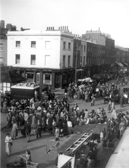 Photo:Church Street Market
