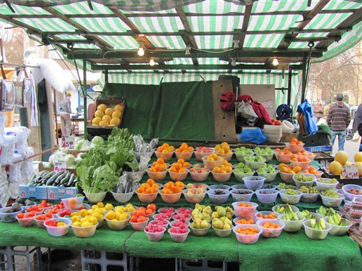 Photo:Fruit and Veg