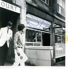 Photo: Illustrative image for the 'The Rolling Stones at corner of Rossmore Road' page