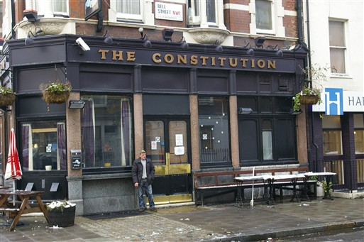 Photo:The Constitution pub